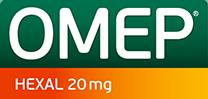 OMEP® HEXAL Logo